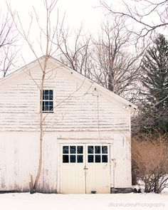 """""""Forsaken"""" is a fine art photograph featuring a beautiful old and abandoned barn that has been lost to history -- photographed in rural Pennsylvania. Champs, Barn Photography, White Barn, Old Barns, Rustic Barn, Farm Life, Abandoned, Shabby Chic, Cottage"""
