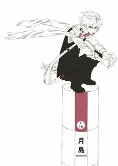 Shizuo Heiwajima - Tsukishima - Durarara!!