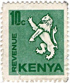 Revenue 10 cents Kenya
