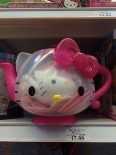 Plastic Hello Kitty Tea Set at ToysRus $17.99