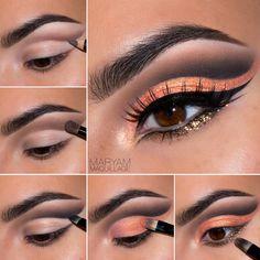 "Easy Halloween Makeup: the ""Fortune Teller"""