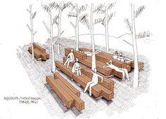 Mobiliario Urbano para el Parque Arvi de Medellín / Escala Urbana Arquitectura (35)