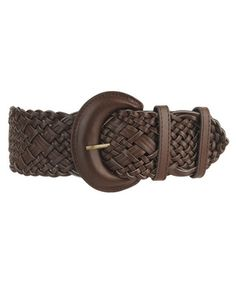 Love this brown belt