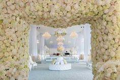 Venue.  Karen Tran Florals