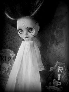 Bride of Frankenstein by shepuppy | Flickr - Photo Sharing!