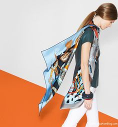 How to wear pashminas wrap hermes scarves Ideas Ways To Wear A Scarf, How To Wear Scarves, Monsieur Madame, Hot Pants, Pashmina Scarf, Turbans, Square Scarf, Scarf Styles, A Boutique