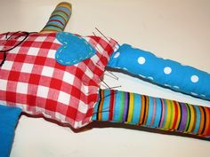 Bernie the cat toy free sewing pattern_step 9
