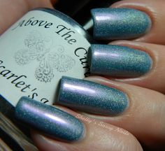 Nicole By Opi Blue Lace Bn 4 Nicole By Opi Opi Nail Polish Collection