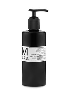 bottle design simple typography black and white bold label Skincare Packaging, Cosmetic Packaging, Beauty Packaging, Bottle Packaging, Pretty Packaging, Brand Packaging, Bottle Design, Facial Cleanser, Packaging Design Inspiration