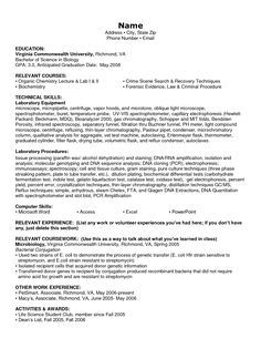 resume technical skills examples