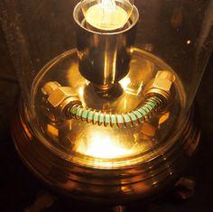 Vintage Lamps, Light Bulb, Coffee Maker, Steampunk, Recycling, Kitchen Appliances, Home Decor, Vintage Light Bulbs, Bulb Lights