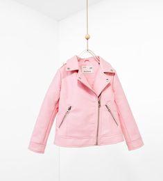 diseño de moda oficial salida para la venta 12 mejores imágenes de Chaquetas de Cuero Niñas | Chaquetas ...