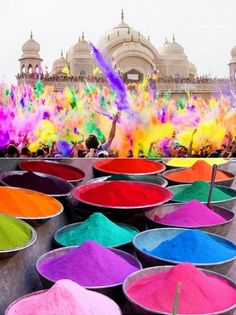 Going to India for Holi 2014!