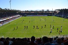 Stade Aimé Giral, #USAP Perpignan