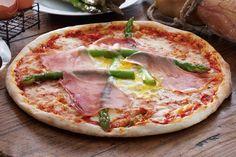 So glad the winner of Basilico's new pizza was Capricciosa - It looks so yummy!!