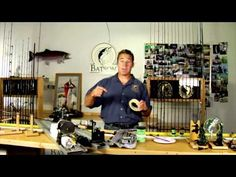 Chapter 1 - What you need to build a fishing rod - YouTube