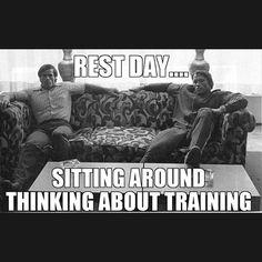 Arnold Schwarzenegger and Franco Columbu talk training.