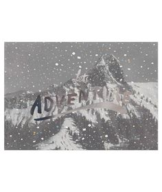 Let's Adventure print - The Adventures Of