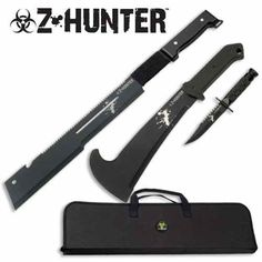 Check out the Wicked low Price - This kit is literally a Steal at under 40 bucks.  You gotta get yours now cuz they're selling out super fast!! Check it out here: http://theapocolypsewaitingroom.com/bladed-weapons/bladed-combo/hunter-fixed-blade-survival-kit/ Another Awesome Survival Product Brought to YOU by THE Apocalypse Waiting Room.