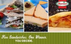 Win $2,500 Cash with Hormel