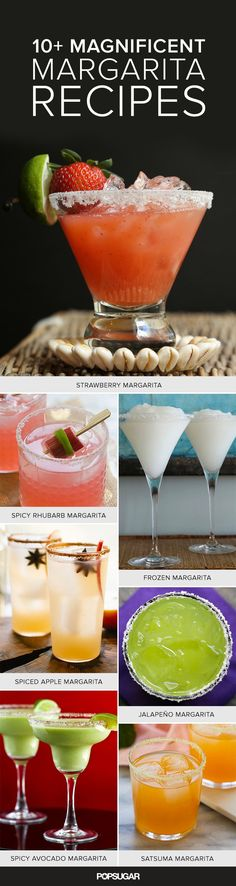 Pin for Later: Kick Back, Relax, and Sip On 1 of These Magnificent Margaritas