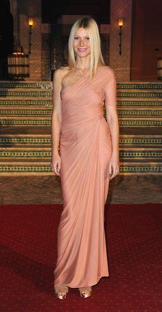 Gwyneth Paltrow at La Mamounia Hotel inauguration in Marrakech-Morocco, November 2009