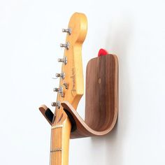 Plywood guitar hook
