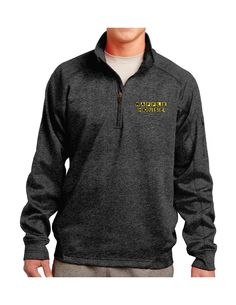 Fleece ¼ Zip Pullover – Waffle House webstore Waffle House, Double Knitting, Pullover, Zip, Sleeves, How To Wear, Jackets, Fashion, Down Jackets
