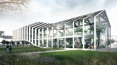 Competition Entry: Austrian Pavilion (Milan Expo 2015) / Paolo Venturella