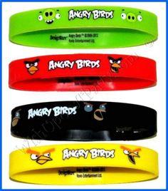 Red Angry Birds Armbands Spielzeug für draußen