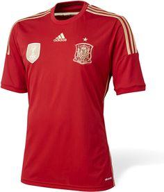 1º uniforme - Espanha