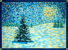 Image result for winter chickadee art lesson plan