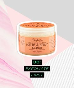 At-Home Waxing Do: Prevent Ingrown Hairs by Exfoliating and Moisturizing