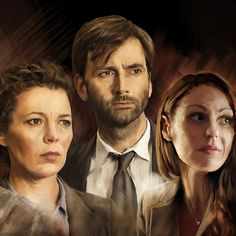 """Rich Davies on Instagram: """"More poster work for #ITVEncore #broadchurch"""" Broadchurch, Poster, Fictional Characters, Instagram, Fantasy Characters, Billboard"""