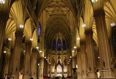 St Patrick's Cathedral , NYC