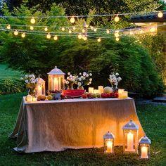 34518: Il tuo matrimonio sarà un giorno speciale, per te e per chi ti sta vicino e condivide la tua emozione. Rendilo unico con la catena di lampadine Party Lig