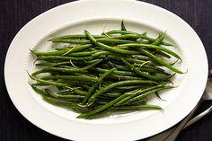 Green Beans with Za'atar and Lemon