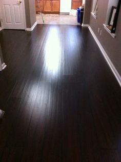 Armstrong Long Plank 7.64-in W x 7.50-ft L Brazilian Sapele Handscraped Laminate Wood Planks  User submitted photo