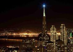 San Francisco Christmas | City Lights