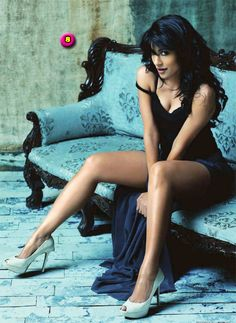 Chitrangada Singh - wonderful looks and acting acumen.
