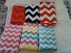 Tee shirts with chevron pockets. With or without monogram. With monogram $20 without $15