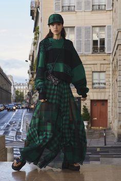 Fashion News, Fashion Beauty, Fashion 2018, Vogue Russia, Fashion Show Collection, Modest Fashion, Spring Summer Fashion, Kimono Top, Couture