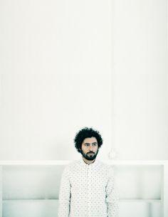 Jose Gonzalez, photo by Malin Johansson for Velour