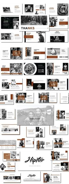 New Hipster Keynote Presentation - Keynote - Ideas of Keynote - New Hipster Keynote Presentation Keynote Presentation, Design Presentation, Presentation Templates, Powerpoint Design Templates, Ppt Design, Layout Design, Brochure Layout, Brochure Design, Typography Layout