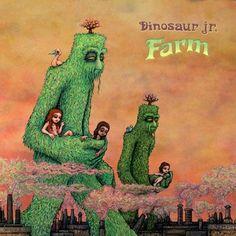 Dinosaur Jr. - Farm  Cover Artist - Marq Spusta