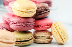 Macarons  by Kayak