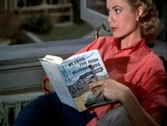 Grace Kelly From one of my favorite movies...
