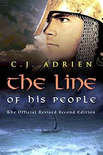 HFVBT Feature: The Line of His People & The Oath of the Father by C.J. Adrien + Tour-Wide Giveaway!