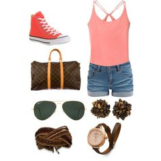 """""""Ready for camp"""" by hockeygirls on Polyvore"""