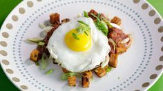 Bob Harper's Skinny Sweet Potato Breakfast Hash